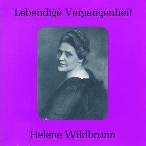 Helene Wildbrunn, Helene Wildbrunn