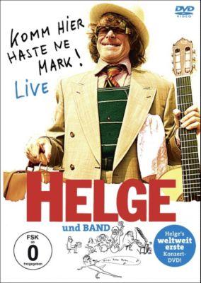 Helge Schneider: Komm hier haste ne Mark! - Live, Helge Schneider