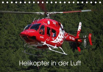 Helikopter in der Luft (Tischkalender 2017 DIN A5 quer), Matthias Hansen