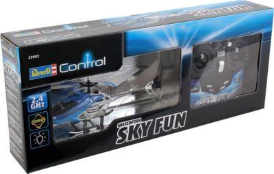 Helikopter Sky Fun 2,4 GHz