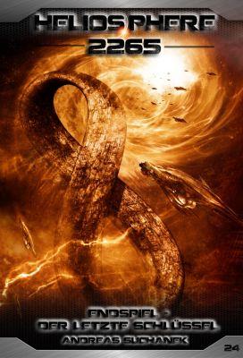Heliosphere 2265 Band 24: Endspiel - Der letzte Schlüssel, Andreas Suchanek