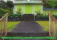 Hell-Bourg - Kreolische Villen und Häuser auf La Réunion (Wandkalender 2019 DIN A3 quer) - Produktdetailbild 1
