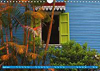Hell-Bourg - Kreolische Villen und Häuser auf La Réunion (Wandkalender 2019 DIN A4 quer) - Produktdetailbild 4