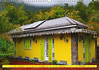 Hell-Bourg - Kreolische Villen und Häuser auf La Réunion (Wandkalender 2019 DIN A3 quer) - Produktdetailbild 2