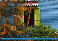 Hell-Bourg - Kreolische Villen und Häuser auf La Réunion (Wandkalender 2019 DIN A3 quer) - Produktdetailbild 4