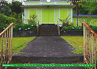 Hell-Bourg - Kreolische Villen und Häuser auf La Réunion (Wandkalender 2019 DIN A3 quer) - Produktdetailbild 11