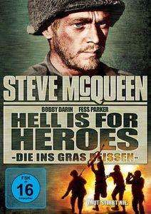 Hell is for Heroes - Die ins Gras beißen, James Coburn,Bobby Darin Nick Adams