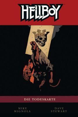Hellboy, Die Todeskarte, Mike Mignola