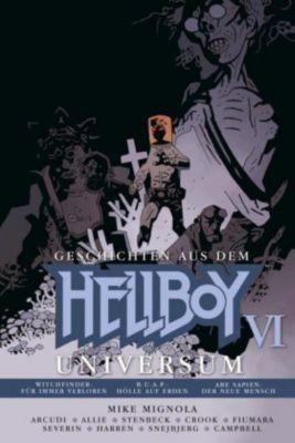 Hellboy - Geschichten aus dem Hellboy-Universum, Mike Mignola