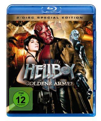 Hellboy II - Die goldene Armee, Guillermo Del Toro, Mike Mignola