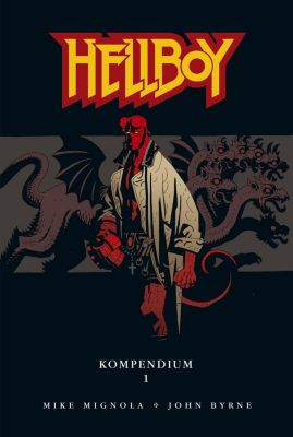 Hellboy Kompendium, Mike Mignola, John Byrne