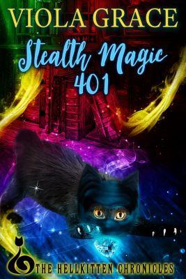 Hellkitten Chronicles: Stealth Magic 401, Viola Grace