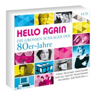 Hello Again - Die großen Schlager der 80er Jahre (4 CDs)