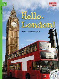 Hello, London!, Anne Maclachlan
