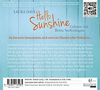Hello Sunshine, 5 Audio-CDs - Produktdetailbild 1