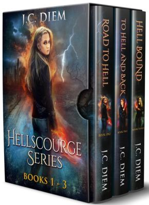 Hellscourge Series: Bundle 1: Books 1 - 3, J.C. Diem
