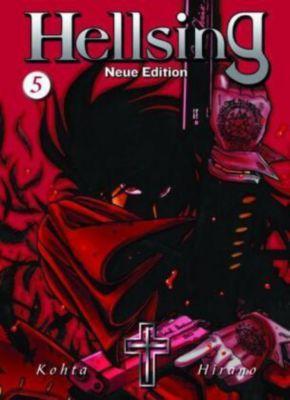 Hellsing, Neue Edition, Kotha Hirano
