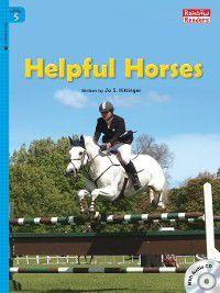 Helpful Horses, Jo S. Kittinger