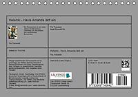 Helsinki - Havis Amanda lädt ein (Tischkalender 2019 DIN A5 quer) - Produktdetailbild 13