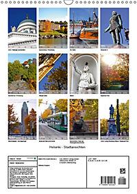 Helsinki - Stadtansichten (Wandkalender 2019 DIN A3 hoch) - Produktdetailbild 13