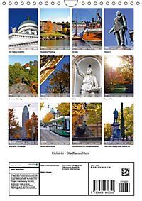Helsinki - Stadtansichten (Wandkalender 2019 DIN A4 hoch) - Produktdetailbild 13