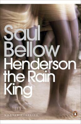 Henderson the Rain King, Saul Bellow