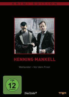Henning Mankell: Wallander - Vor dem Frost, Henning Mankell