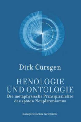 Henologie und Ontologie, Dirk Cürsgen