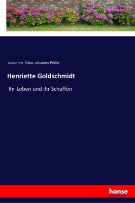 Henriette Goldschmidt