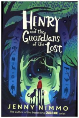 Henry and the Guardians of the Lost, Jenny Nimmo
