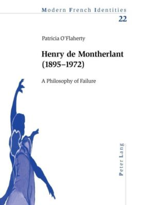 Henry de Montherlant (1895-1972), Patricia O'Flaherty