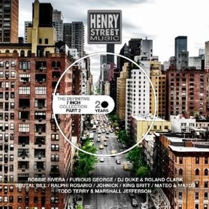 Henry Street Music 2 (Ltd 7inch Collection), Diverse Interpreten
