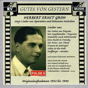 Herbert Ernst Groh - Folge 6, Herbert Ernst Groh