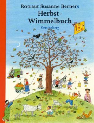Herbst-Wimmelbuch, Rotraut Susanne Berner