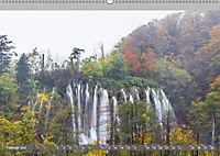 Herbstimpressionen Plitvicer SeenAT-Version (Wandkalender 2019 DIN A2 quer) - Produktdetailbild 2