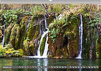 Herbstimpressionen Plitvicer SeenAT-Version (Wandkalender 2019 DIN A2 quer) - Produktdetailbild 1