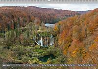 Herbstimpressionen Plitvicer SeenAT-Version (Wandkalender 2019 DIN A2 quer) - Produktdetailbild 3