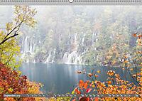 Herbstimpressionen Plitvicer SeenAT-Version (Wandkalender 2019 DIN A2 quer) - Produktdetailbild 9