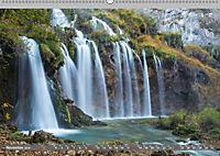 Herbstimpressionen Plitvicer SeenAT-Version (Wandkalender 2019 DIN A2 quer) - Produktdetailbild 11