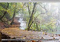 Herbstimpressionen Plitvicer SeenAT-Version (Wandkalender 2019 DIN A2 quer) - Produktdetailbild 10