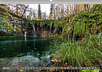 Herbstimpressionen Plitvicer SeenAT-Version (Wandkalender 2019 DIN A2 quer) - Produktdetailbild 6