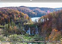 Herbstimpressionen Plitvicer SeenAT-Version (Wandkalender 2019 DIN A2 quer) - Produktdetailbild 12