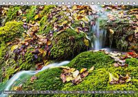 Herbstimpressionen Plitvicer SeenAT-Version (Tischkalender 2019 DIN A5 quer) - Produktdetailbild 8