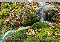 Herbstimpressionen Plitvicer SeenAT-Version (Wandkalender 2019 DIN A4 quer) - Produktdetailbild 8