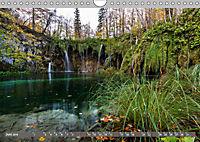 Herbstimpressionen Plitvicer SeenAT-Version (Wandkalender 2019 DIN A4 quer) - Produktdetailbild 6