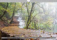 Herbstimpressionen Plitvicer SeenAT-Version (Wandkalender 2019 DIN A4 quer) - Produktdetailbild 10