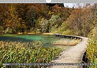 Herbstimpressionen Plitvicer SeenAT-Version (Wandkalender 2019 DIN A4 quer) - Produktdetailbild 4