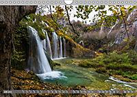 Herbstimpressionen Plitvicer SeenAT-Version (Wandkalender 2019 DIN A4 quer) - Produktdetailbild 7