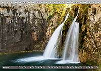 Herbstimpressionen Plitvicer SeenAT-Version (Tischkalender 2019 DIN A5 quer) - Produktdetailbild 5