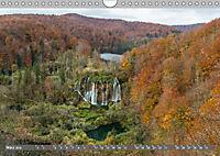 Herbstimpressionen Plitvicer SeenAT-Version (Wandkalender 2019 DIN A4 quer) - Produktdetailbild 3